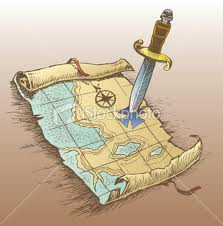 DAGGER AND MAP