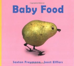 book baby food