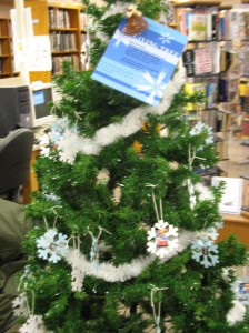 Library giving tree